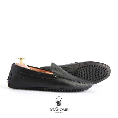 Giày lười moccasin nam
