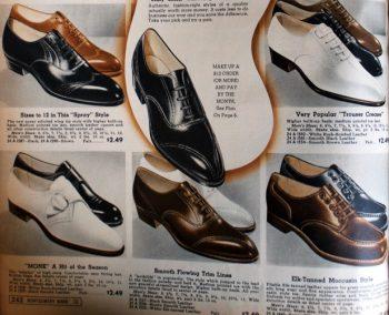 giày oxford nam qua các thời kỳ