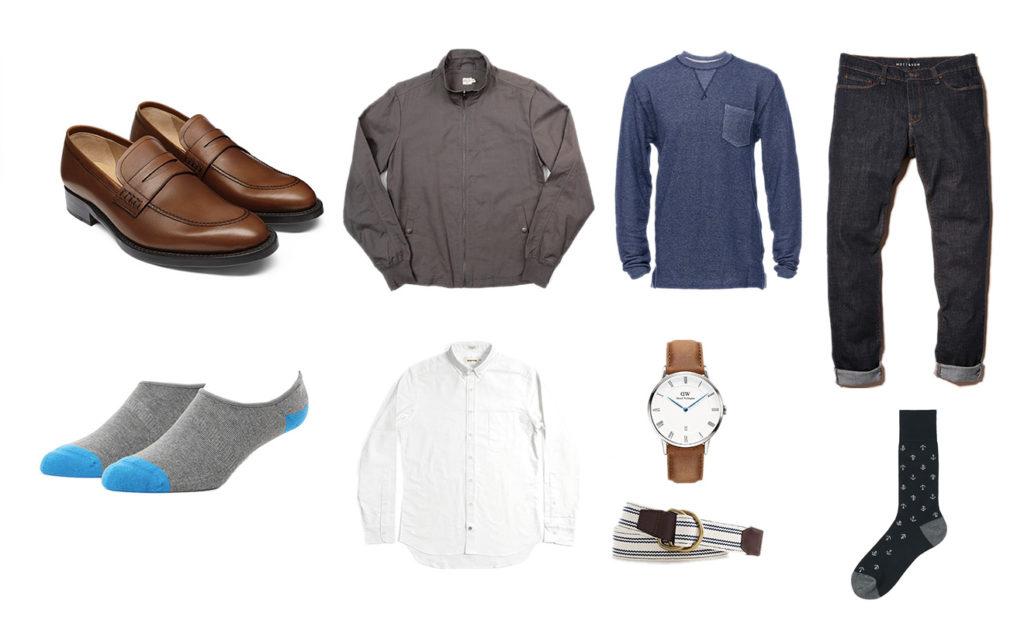 Giày Penny Loafer - 5 phong cách thời trang 4
