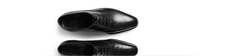 các kiểu giày oxford