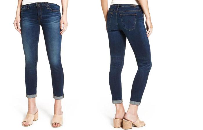 các kiểu quần jean nữ