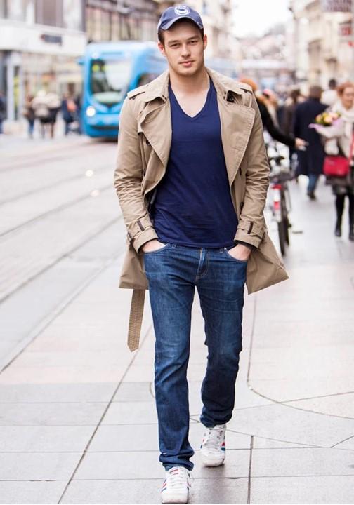 Các kiểu quần jean