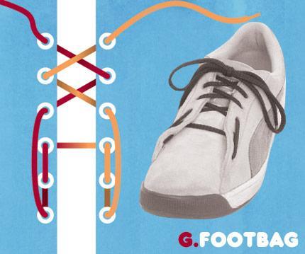 buộc dây giày nhanh