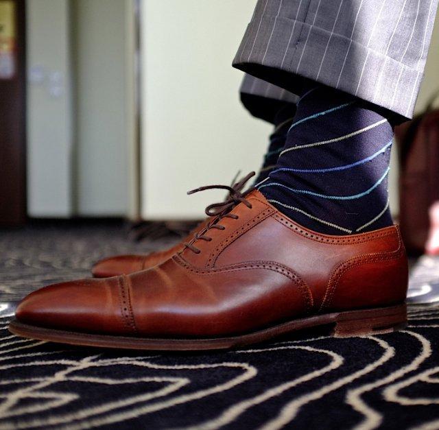 phối đồ giày - quần - tất