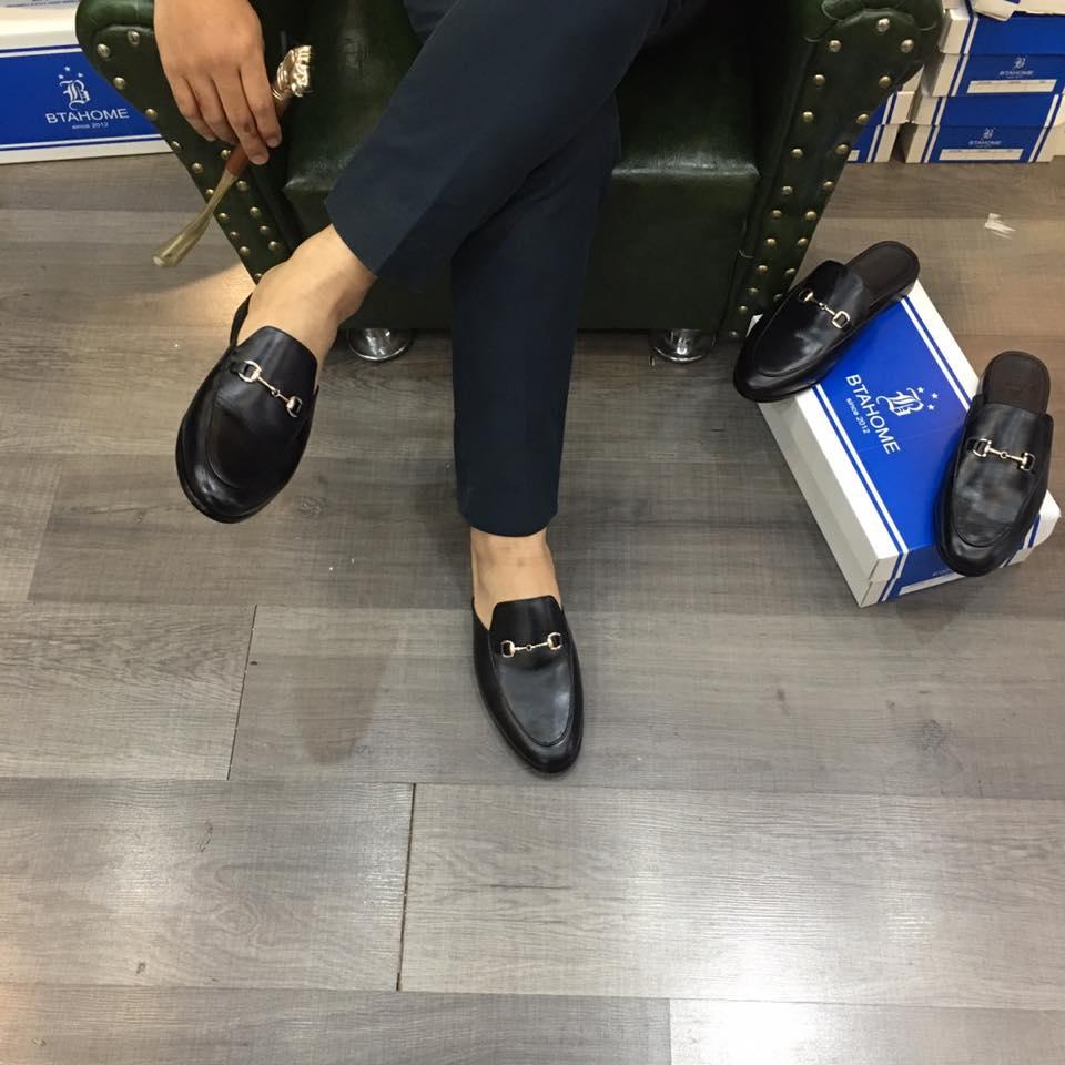 giày sục nam là gì