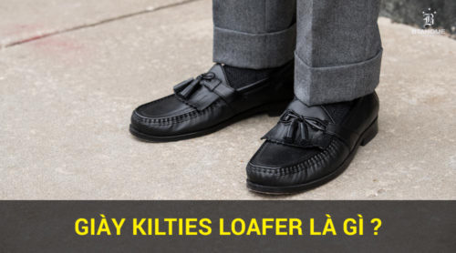 Giày Kilties Loafer